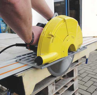 Dry Cutter