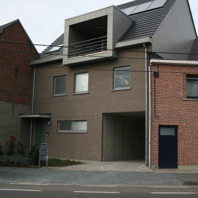 3 Appartementen in Gijzegem