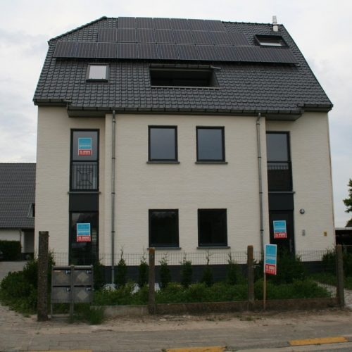3 Nieuwbouwappartementen Doornweg te Wichelen