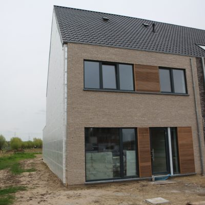 Nieuwbouwwoning in Dendermonde