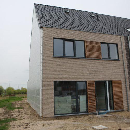 1 Nieuwbouwwoning te Dendermonde