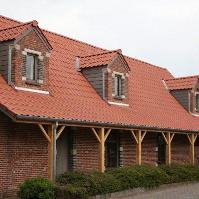Hellende daken