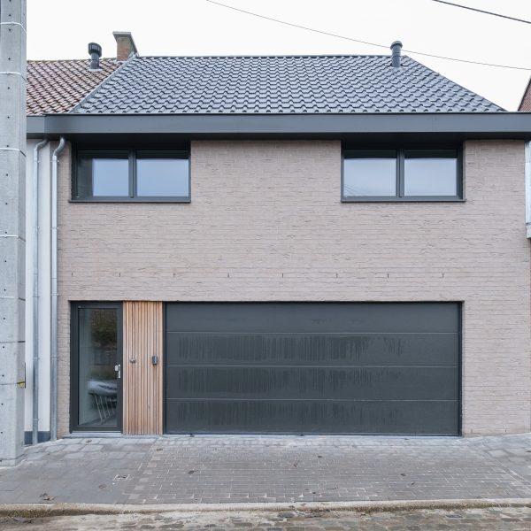 1 Nieuwbouwwoning te Sint-Lievens-Houtem